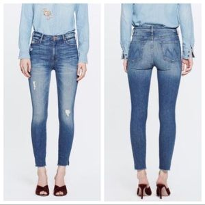 MOTHER Jeans The Vamp size 28